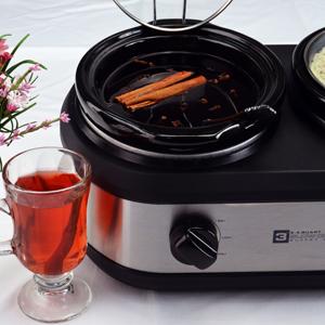 Amazon.com: Tru BS-325LR Slow-Cookers: Crock Pot: Kitchen