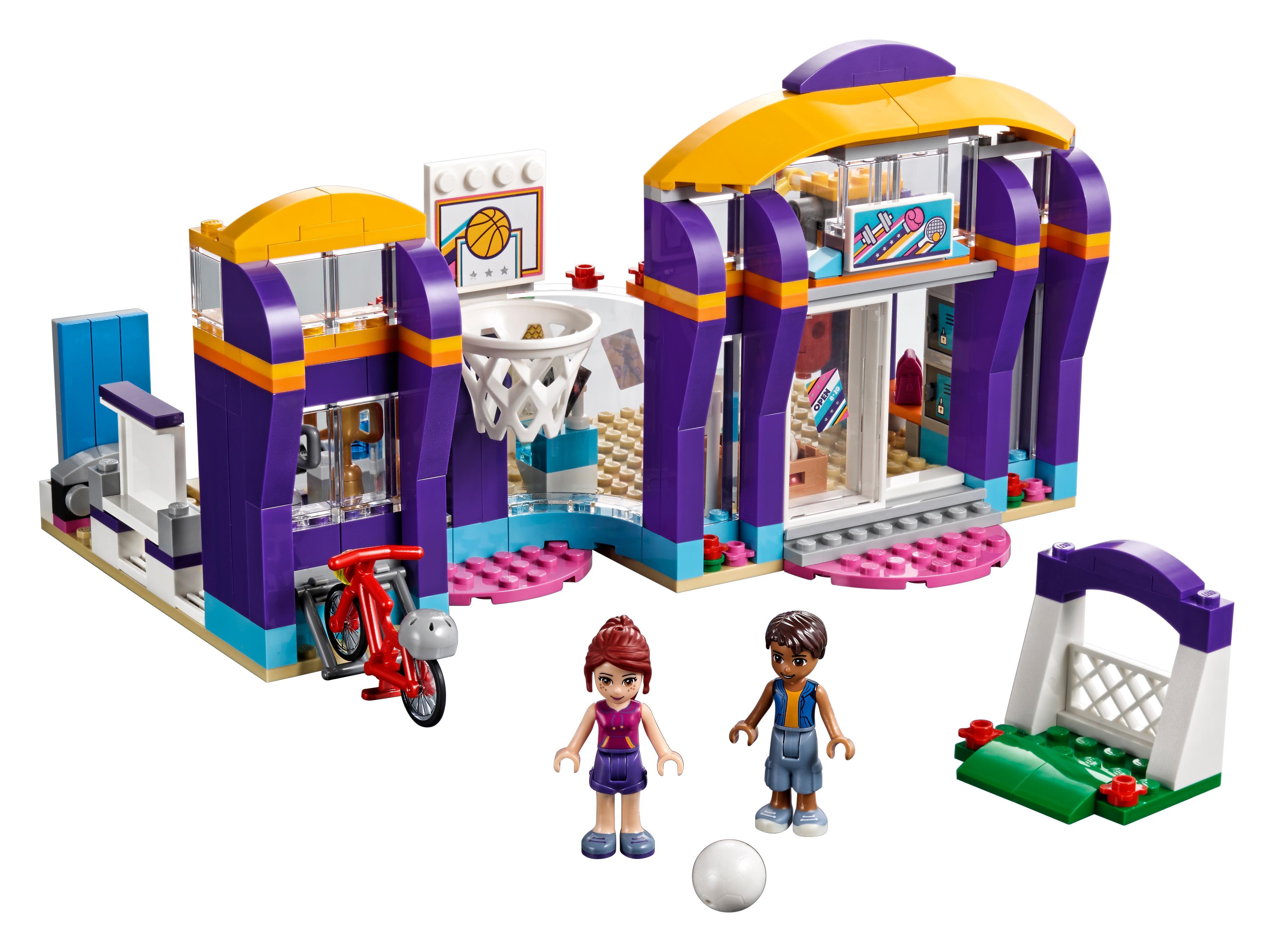 Amazon Com Lego Friends Heartlake Sports Centre 41312