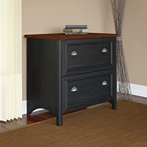 Bush Furniture, Stanford, bookcase, small office, home office, small business office, office stora