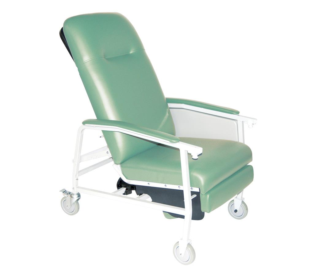 View larger  sc 1 st  Amazon.com & Amazon.com: Drive Medical 3 Position Geri Chair Recliner Jade ... islam-shia.org