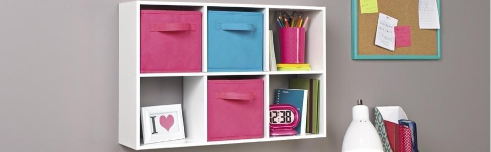 ClosetMaid Cubeicals Mini Fabric Drawers