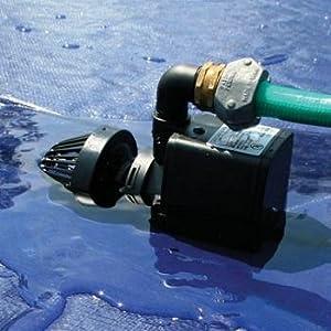 Amazon Com Little Giant Pcp550 14942702 Pool Cover Pump