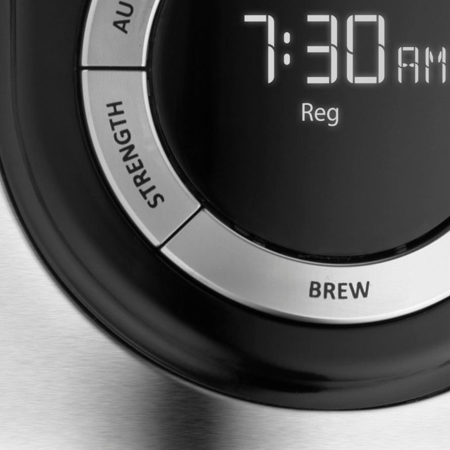 Kitchenaid Coffee Maker Kcm1202ob Manual : KitchenAid Coffee Maker Coffee Machine 12-Cup Onyx Black Brand New Free Shipping