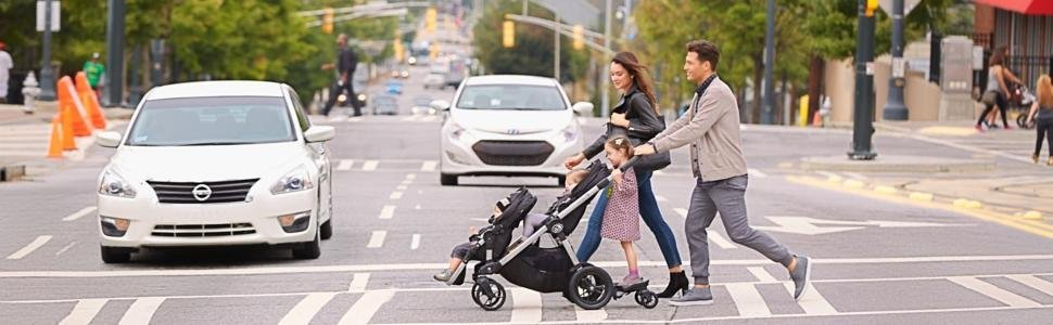 Amazon.com : Baby Jogger 2016 City Select Single Stroller - Onyx