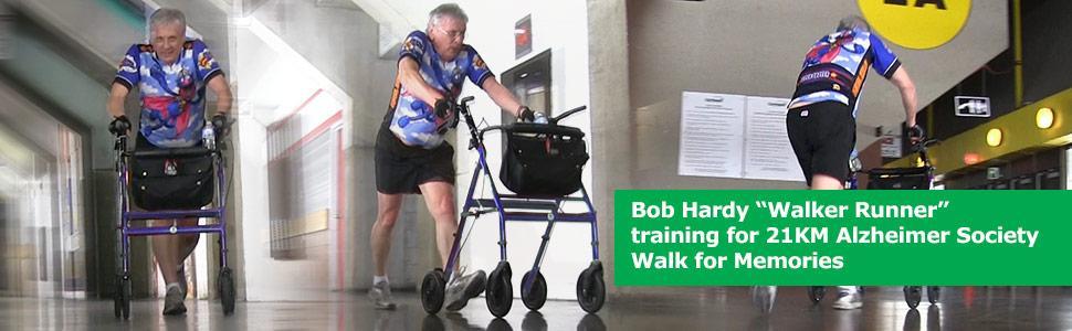 Hugo Elite Rollator Walker, Rolling Walker, Mobility Aid