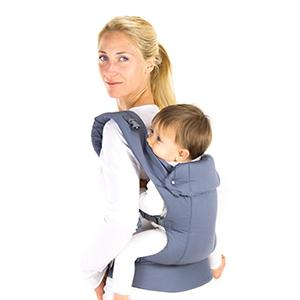 0f744d1d3fe Amazon.com   Beco Gemini Baby Carrier - Gray - Birth   UP   Child ...
