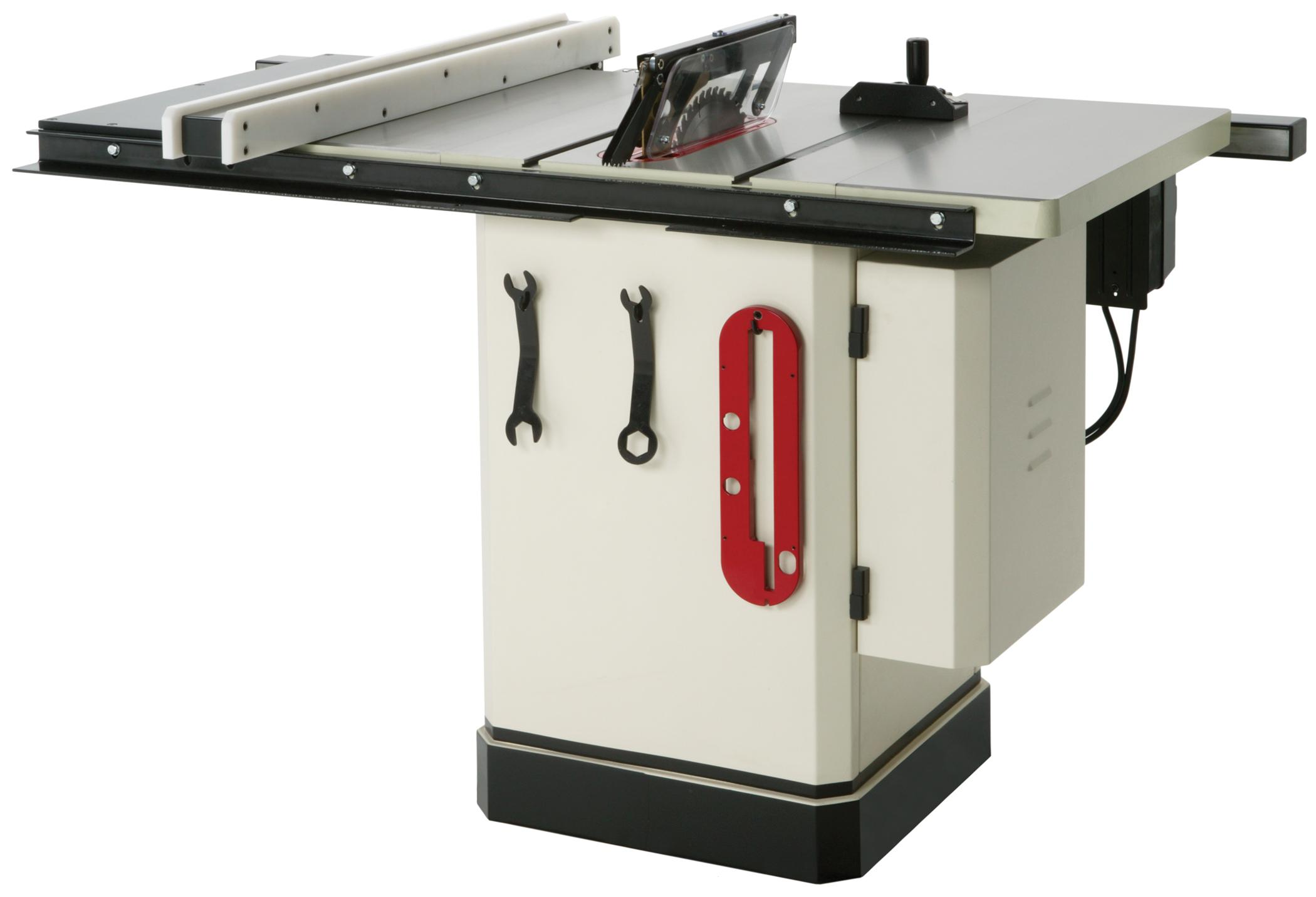 Shop Fox W1819 3 Hp 10 Inch Table Saw With Riving Knife Power Table Saws