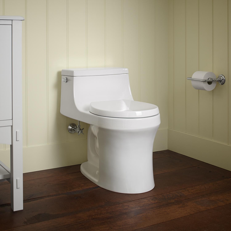 Kohler K 4007 0 Toilet 24 25 X 16 75 X 25 63 Inches