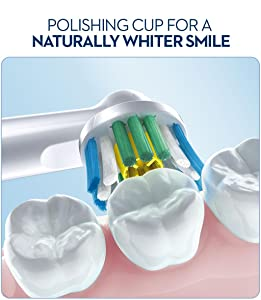 oral b, oral b toothbrush, whitening toothbrush, whitening brush, brush head, brush teeth