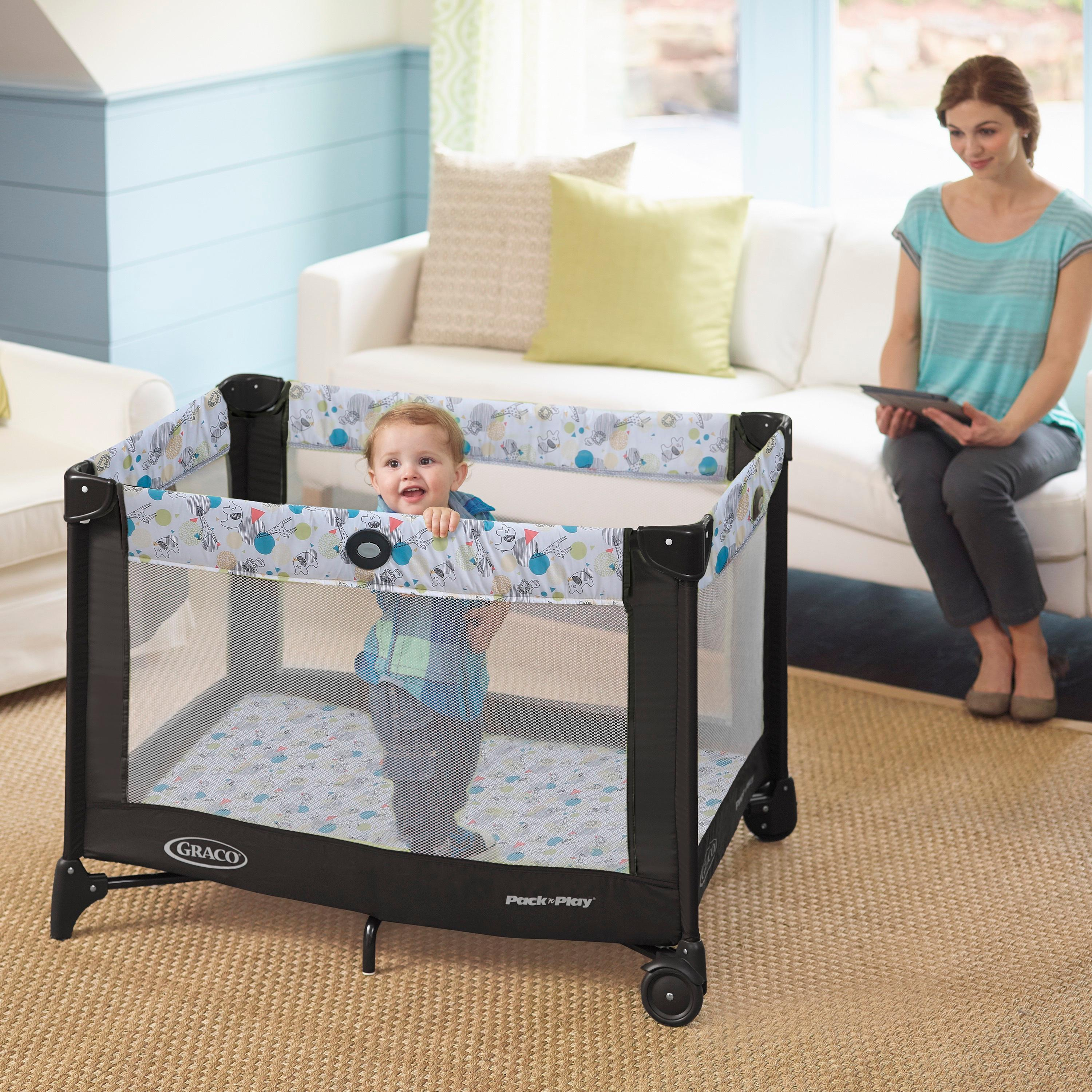 Baby crib playard - From The Manufacturer