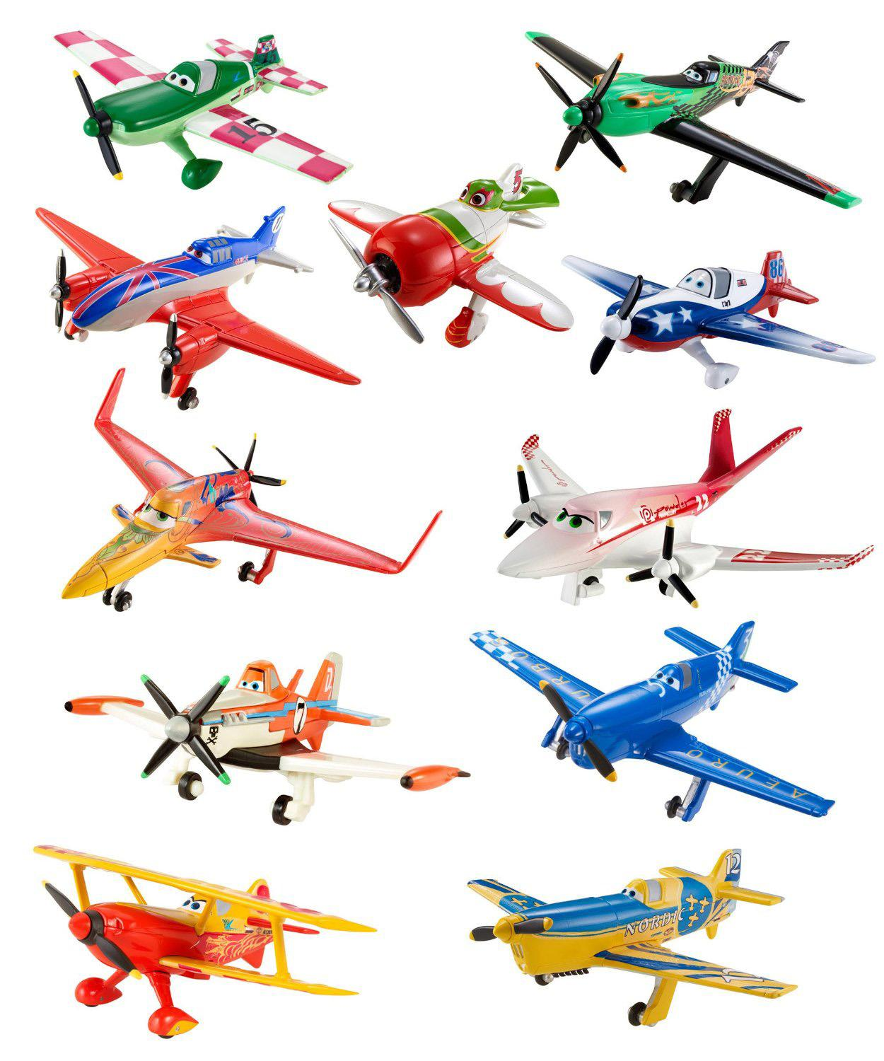 Amazon Com Disney Planes Diecast Plane Collection 11