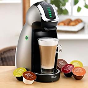 De Longhi NESCAFe Dolce Gusto Genio Single Serve Coffee Maker and Espresso New 10942207108 eBay