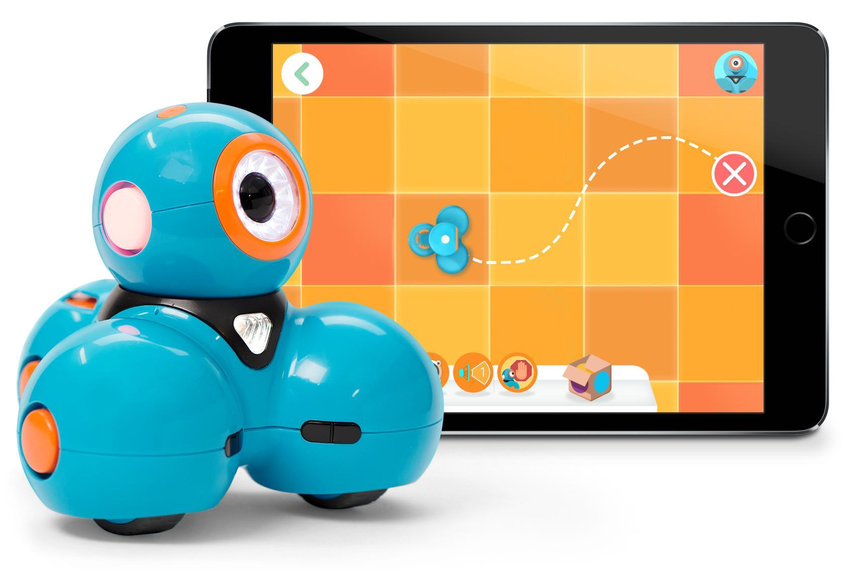 Amazon.com: Wonder Workshop Dash Robot: Toys & Games