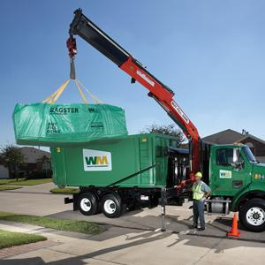 Waste Management Collection Removal