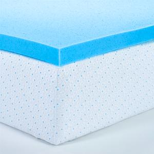 premium mattress topper, pressure-relieving comfort, twin, twin xl, full, queen, king, cal king