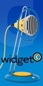 Widget C Desktop USB Microphone