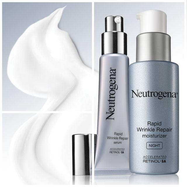 facial moisturizer with retinol