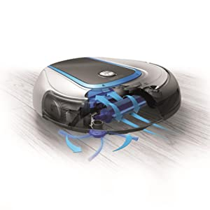 Amazon Com Hoover Bh70700 Quest 700 Bluetooth Enabled