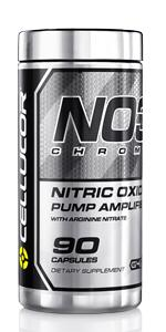 NO3 chrome cellucor extreme supplement nitric oxide men pills pre workout preworkout