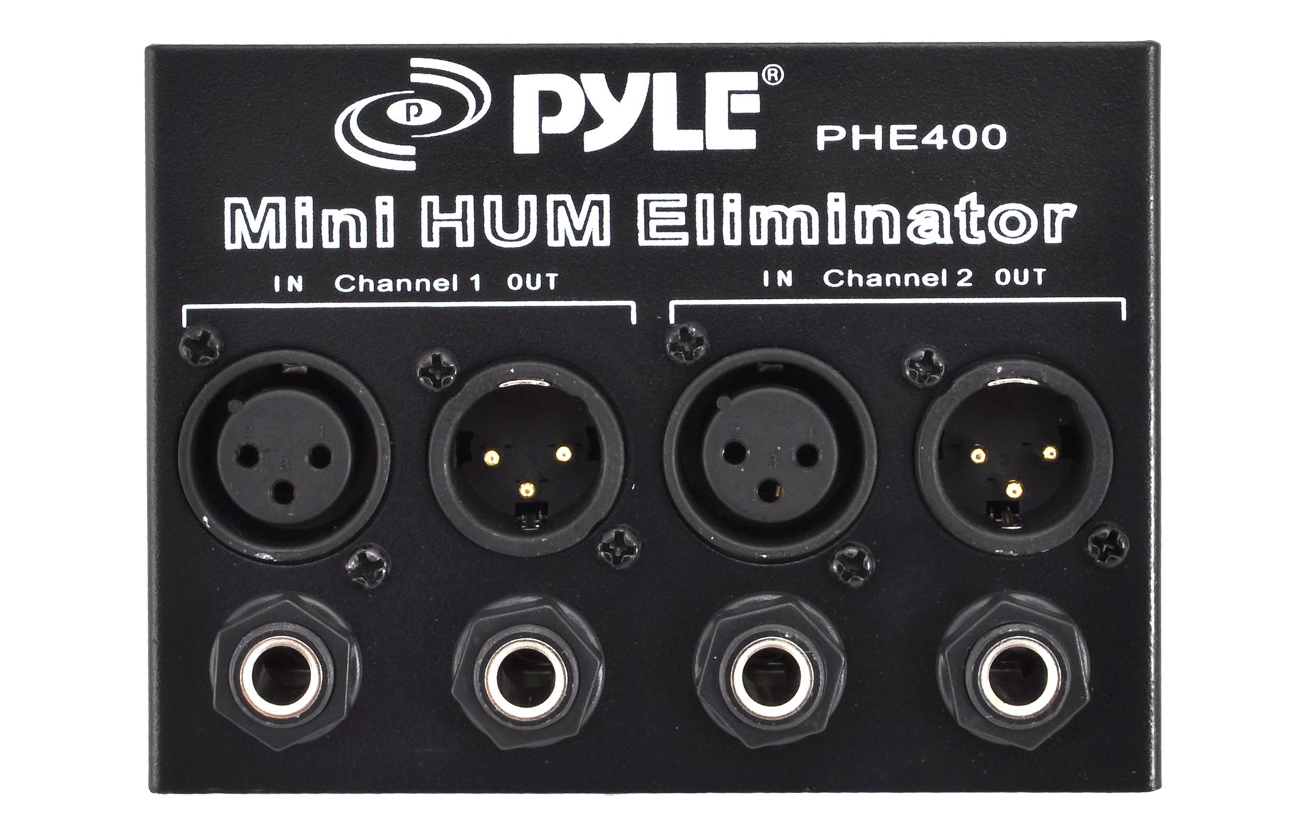 Amazon Com Compact Mini Hum Eliminator Box 2 Channel