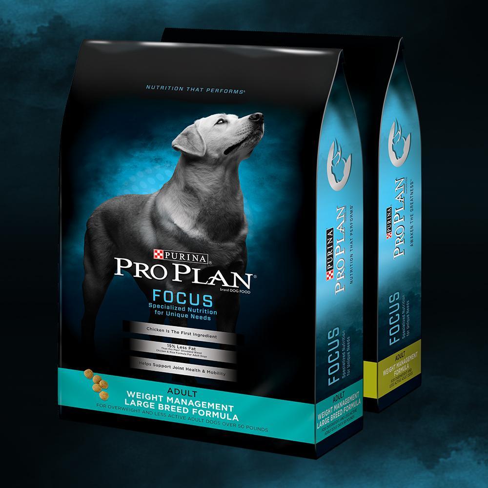 Pro Plan Large Adult Robust сухой корм для взрослых собак крупных пород  (с курицей и рисом)