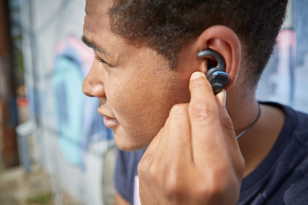 af91a7b6509 Amazon.com: JAM Transit Micro Sport Buds Mini Wireless Bluetooth ...