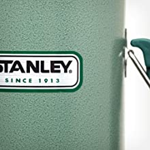 stanley, 1913, build for life, warranty, trusted, tough, durable, rugged, stanleyness, 100 years