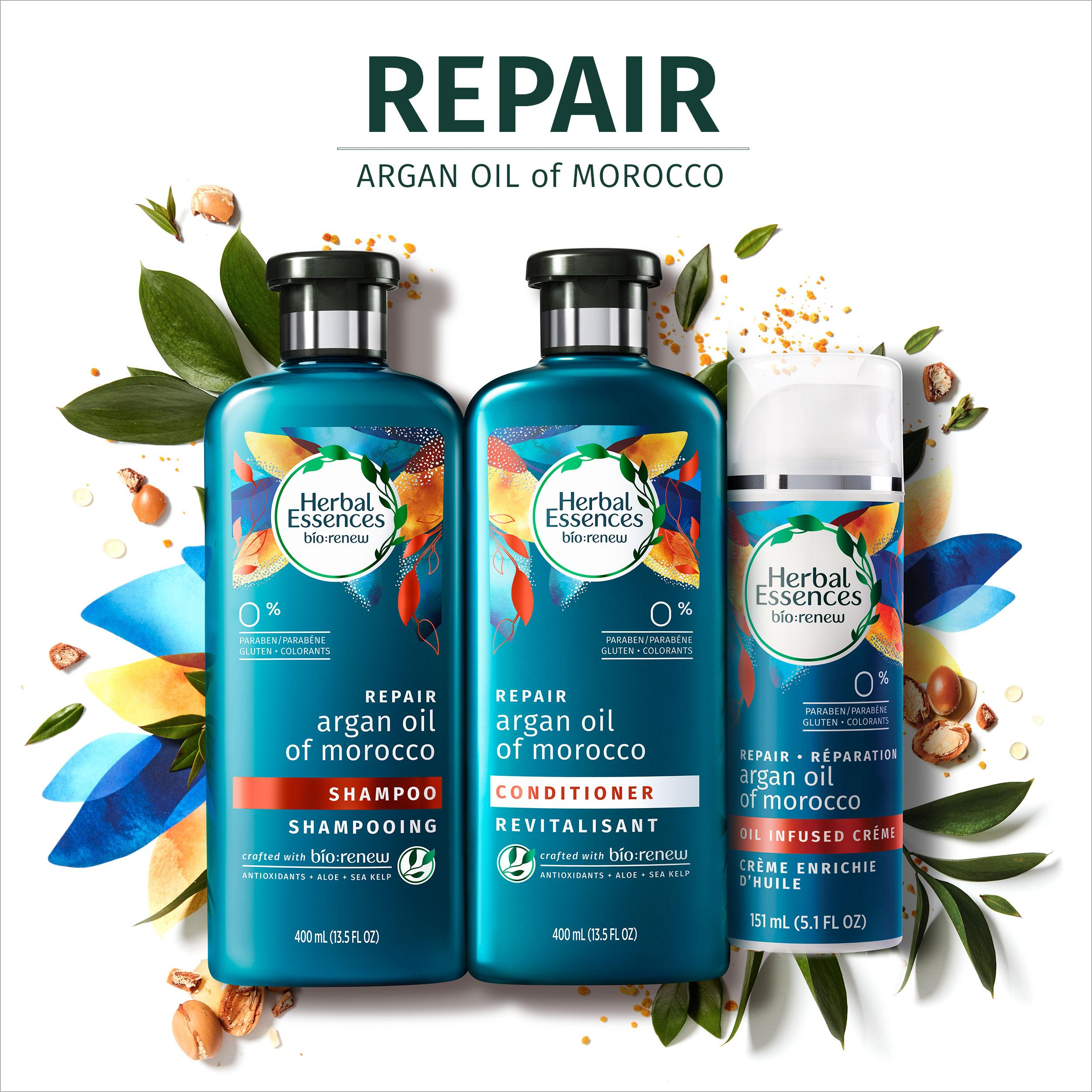 Amazon.com: Herbal Essences Biorenew Argan Oil of Morocco