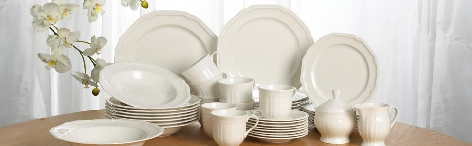 Antique White Mikasa dinnerware china plates porcleain : mikasa dinnerware patterns - Pezcame.Com