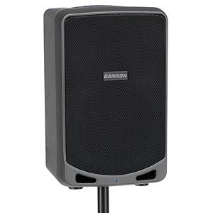 """XP106w with 1 3/8"""" speaker stand mount"""