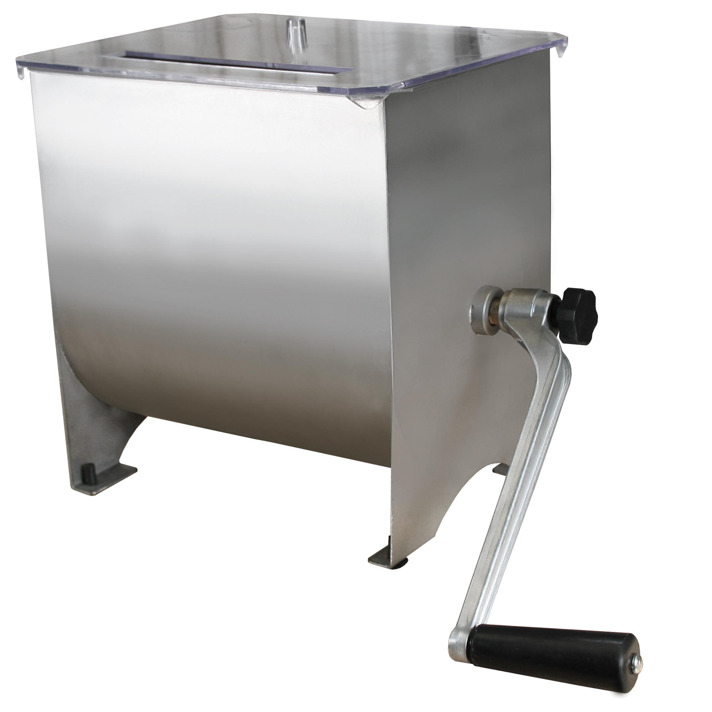 Amazon Com Weston Stainless Steel Meat Mixer 22 Pound