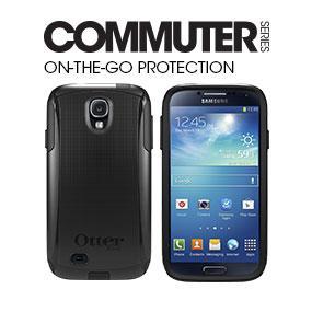 otterbox samsung galaxy s4 gs4 case commuter series