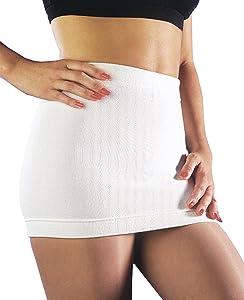 Amazon Com Gabrialla Abdominal Binder For Women Stomach