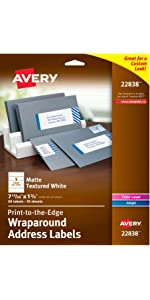 Avery Specialty Size Labels