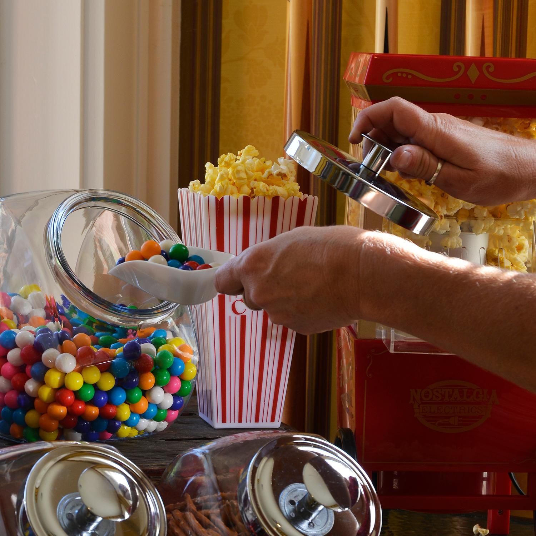 Amazon.com: Anchor Hocking Penny Candy Glass Jar Storage ...
