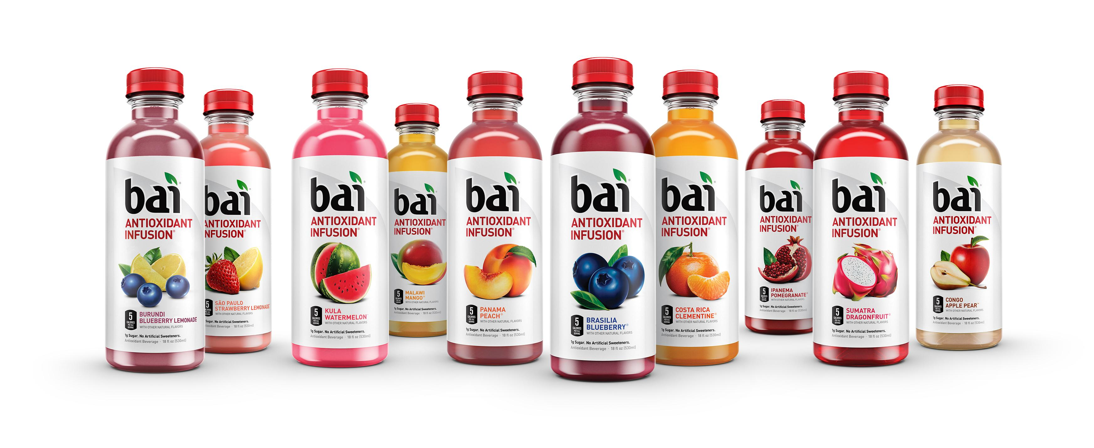 Bai Mountainside Variety Pack Antioxidant Infused