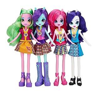 Amazon.com: My Little Pony Equestria Girls Rarity
