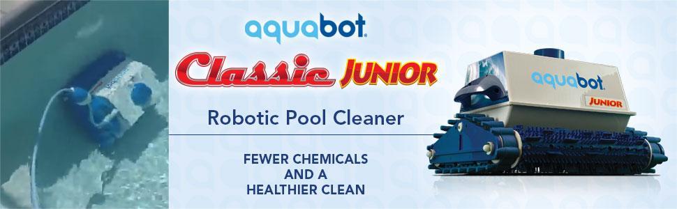 Amazon Com Aquabot Junior Automatic Robotic In Ground