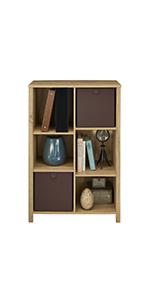 ... Premium Adjustable 6 Cube Organizer ...