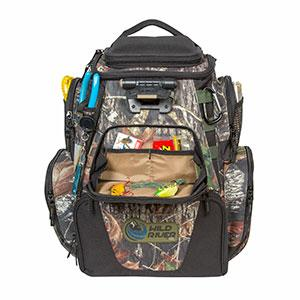 Wild river by clc custom leathercraft wct604 for Fishing backpack amazon