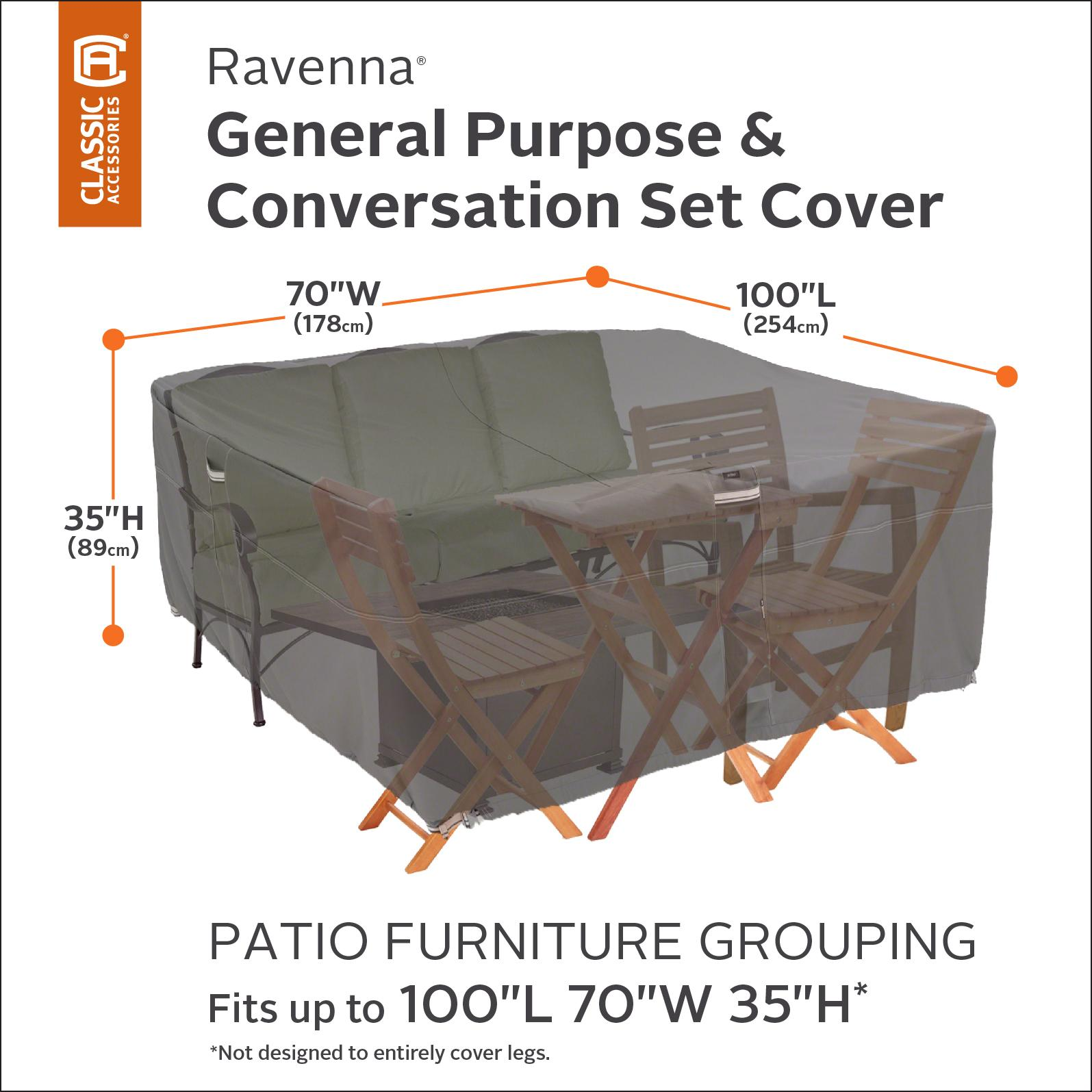 Amazon.com : Classic Accessories 55-457-015101-EC Ravenna