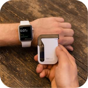 BACtrack Mobile & Apple Watch