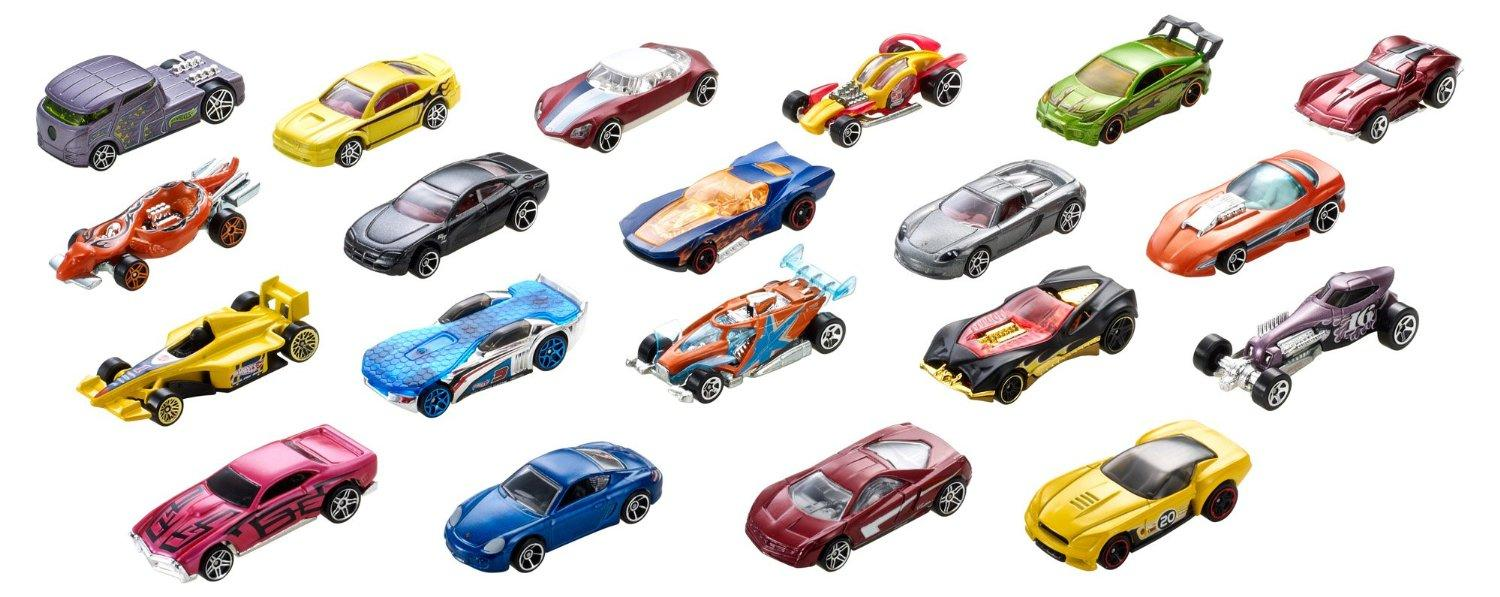 Toys For 20 : Amazon hot wheels car gift pack styles may vary