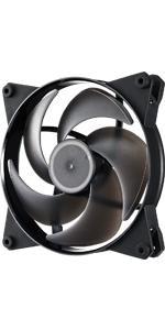 MasterFan Pro 140 Air Pressure