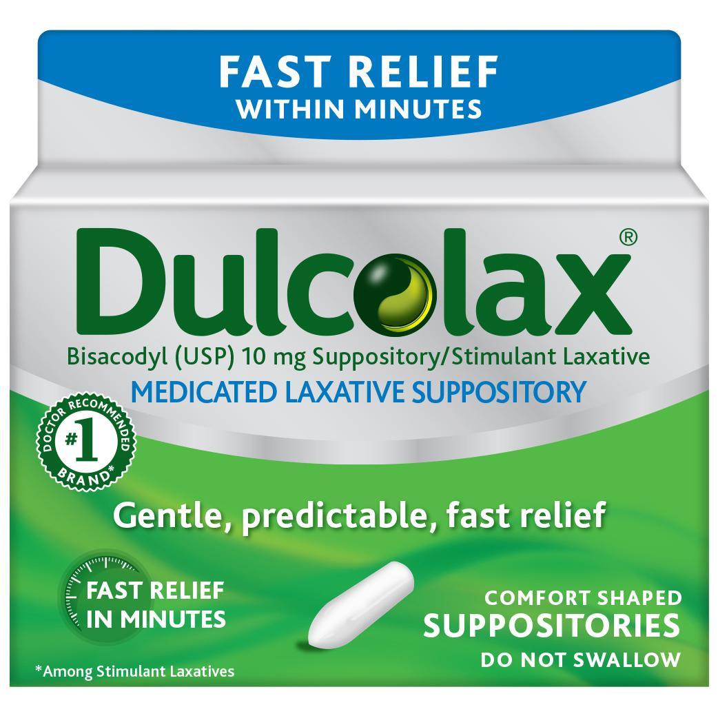 Bisacodyl Laxative Dosage