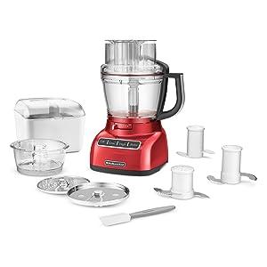 Amazon Com Kitchenaid Kfp1333cu 13 Cup Food Processor
