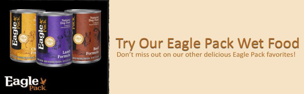 Eagle Pack Dog Food Reviews
