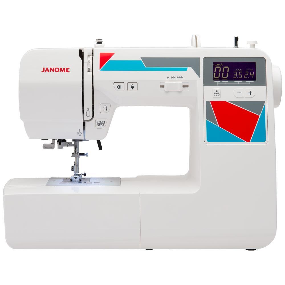 Janome mod 100 computerized sewing machine for Decor 99 sewing machine