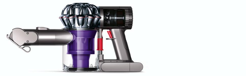 dyson v6 trigger cordless handheld vacuum cleaner home kitchen. Black Bedroom Furniture Sets. Home Design Ideas