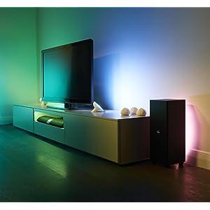 bloom; hue; tv